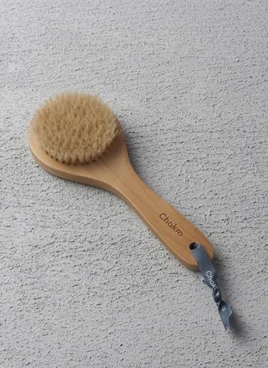 Rubby Kısa Banyo Fırçası-Chakra